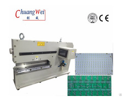 Pcb Depanelization Separating Mcpcb Aluminium Long Led Strip Panel