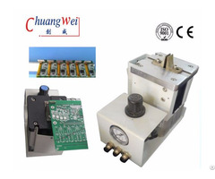 Pcb Nibbler Depaneling Machine Cutting Equipment For Different Shape Board