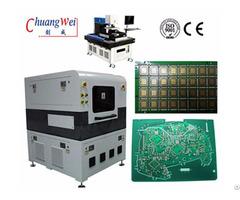 Hihg Accuracy Pcb Laser Separator