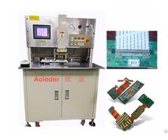 High Seed Multifunctional Heat Bonding Machine