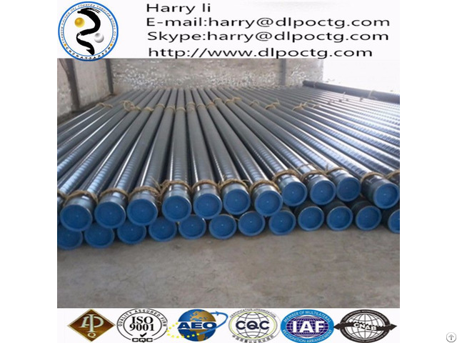 Oil Well Casing Tubing Gas 4 1 2 Tubular Media Fox