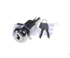 Cam Lock With Dust Shutter Key Auto Return To Position