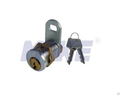 Brass Bullet Cam Lock Dimple Key System Nickel Plated