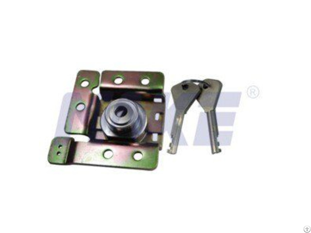 Cam Lock For Payphone Harden Steel Brass