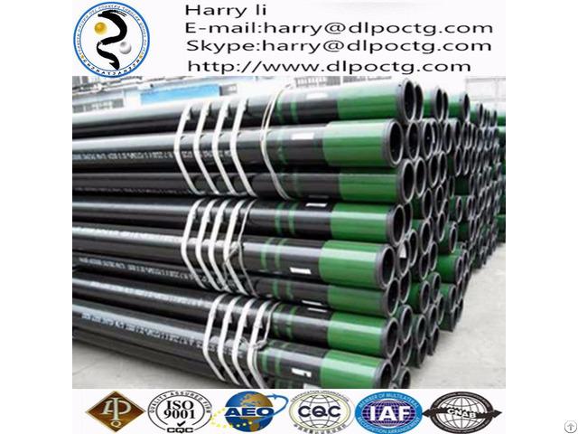 Api 5ct Seamless Steel Casing Pipe 2 7 8 Oilfield Tubing