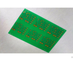 Green Solder Mask 4 Layer Aluminum Pcb Board