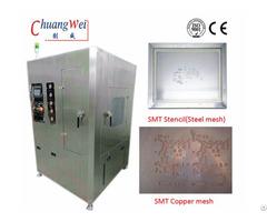Steel Mesh Cleaning Machine Stencil Washing Equipment