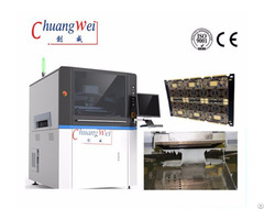 Ully Automatic Smt Printer Of Solder Paste For Pcb