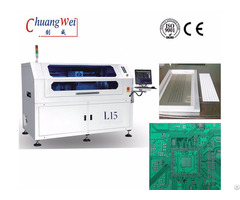 Smt Solder Paste Printer Precise Printing Machine