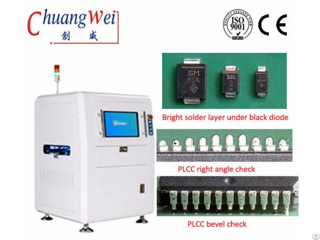Automatic Optical Inspection And X Ray Inspecting Of Pcb Assembly