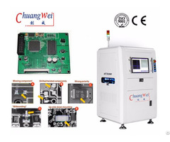 Smt Pcb Led Automated Optical Inspection Aoi Equipment
