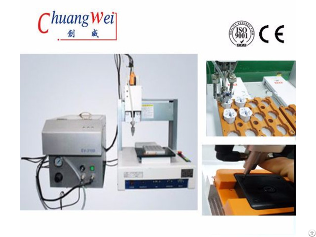Electronics Assembly Screw Tightening Machine