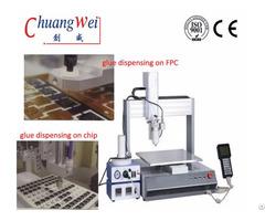 Excellent Adhesive Dispensing Equipment Glue Dispenser