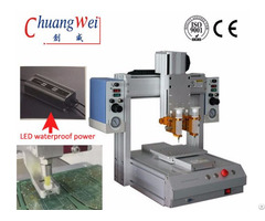 High Precision Automated Glue Dispenser For Pcba Assembly