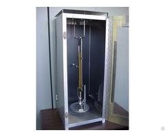 Astm D6413 Vertical Flammability Chamber
