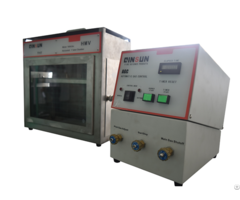 Iso 3795 Horizontal Flammability Tester