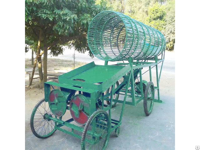 Complete Cassava Chips Making Machine