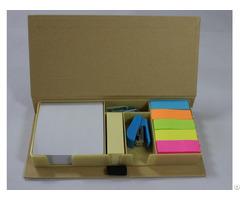 Memo Pad Set Sticky Note