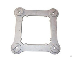 Mechanical Parts Die Casting Aluminum Alloy Adc12