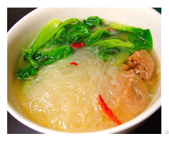 Halal Green Bean Starch Vermicelli Noodle