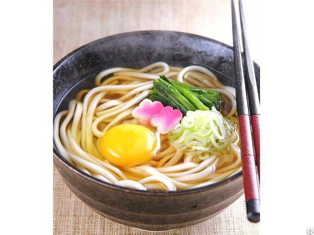 Delicious Fresh Udon Noodles