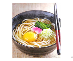Delicious Fresh Udon Noodles