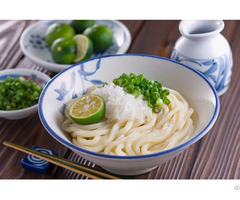 Japanese Quick Cooking Fat Free Instant Fresh Noodles