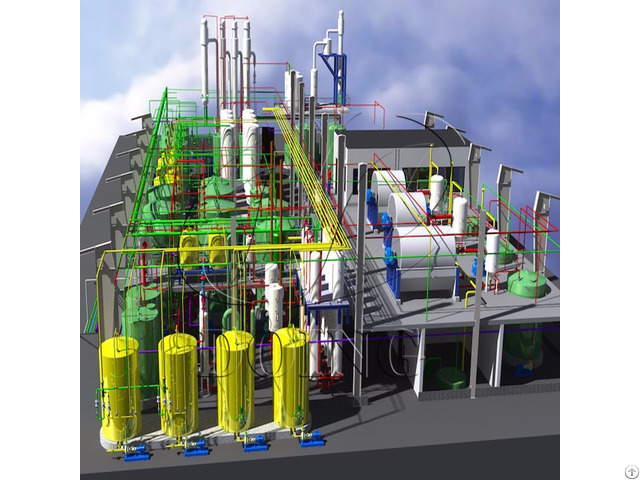 Liquid Glucose Syrup Manufacturing Plant