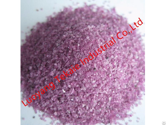 Pink Fused Alumina Abrasives