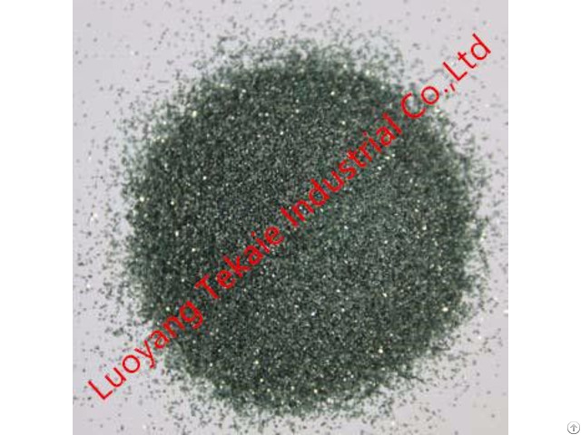 Green Silicon Carbide For Bonded Abrasives