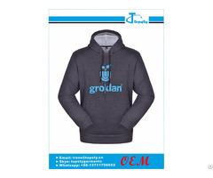 Customized Pull Over Hoodies With Printing