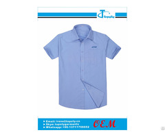 Customized Office Cotton Non Iron Shirts