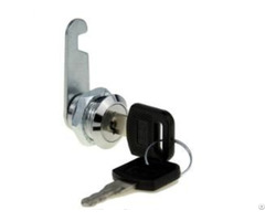 Zinc Alloy Cam Lock Angel 90 Chrome Plated Finish