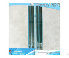 Sgp Laminated Glass Curtain Wall