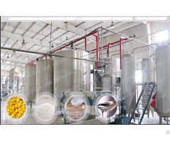 Liquid Glucose Syrup Manufacturing Machinery