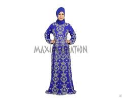 Most Admirable Luxury Wedding Kaftan For Women