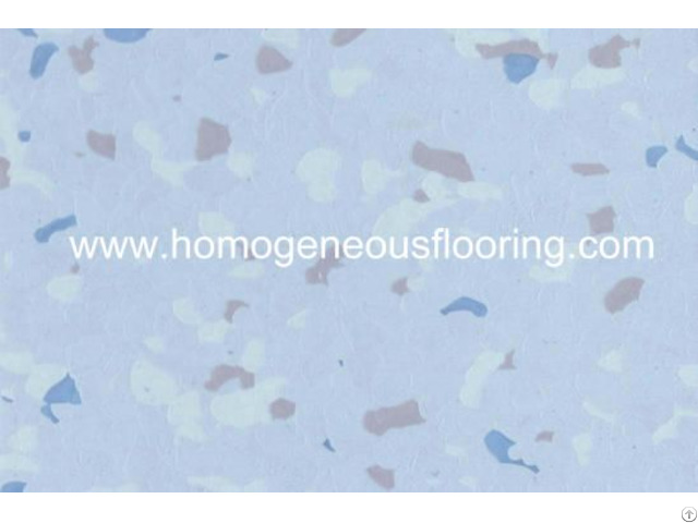 Homogeneous Flooring