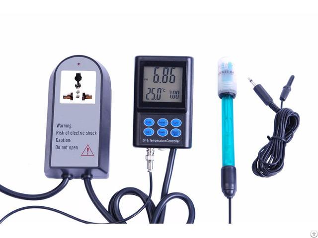 Digital Ph And Temperature Controller