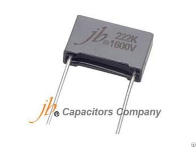 Jfq Box Type Met Polypropylene Film Capacitor