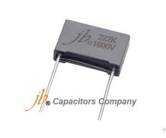 Jfq Box Type Met Polypropylene Film Capacitor