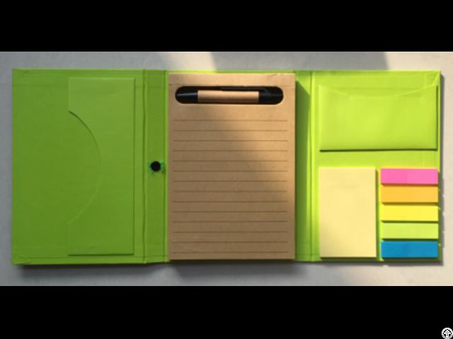 Memo Pad Set Craft Paper