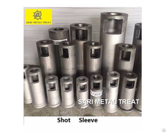 Plunger Sleeve For Aluminum Die Casting Shooting Cup