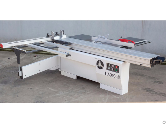 Ua3000s Sliding Table Panel Saw