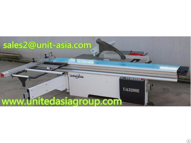 Ua3200e Woodworking Panel Saw