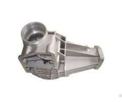 Adc12 Auto Parts Cover Aluminum Alloy Tolerance Grade 8