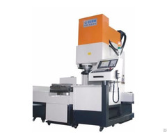 Exchange Pallet Vertical Cnc Milling Machine