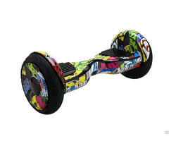 New Arrival 10 Inch 2 Wheel Smart Self Balancing Scooter Hoverboard