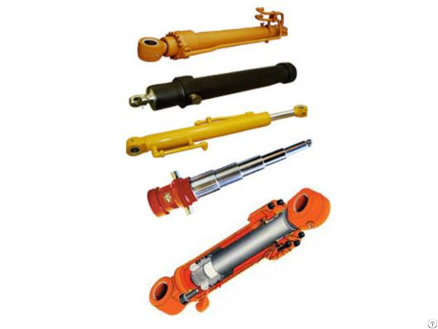 Tie Rod Construction Cylinders Manufacturers Bhavana Fluid Power