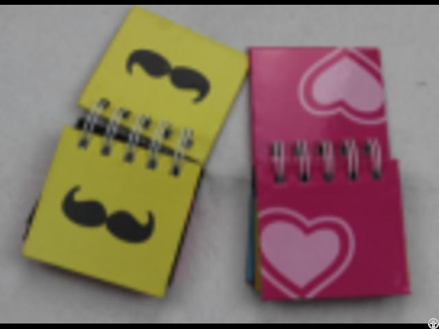 Memo Pad Set Page