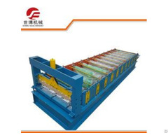 Roof Panel Ibr Roll Forming Machine